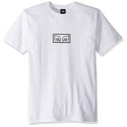 OBEY - Mens Obey Jumbled Eyes t-shirt