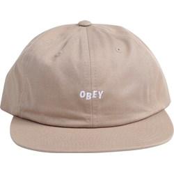 Obey - Mens Jumbled 6 Panel Snapback Hat