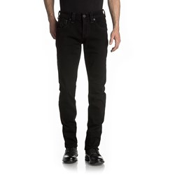 Rock Revival - Mens Arther A200 Straight Jeans With Fake Flap
