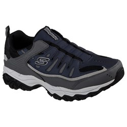 Skechers - Mens After Burn M.Fit- Wonted Shoes