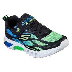 Skechers - Boys Flex-Glow - Dezlom Shoe