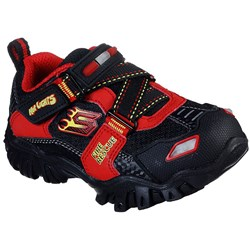 Skechers - Boys Damager Iii - Fire Stopper Shoe
