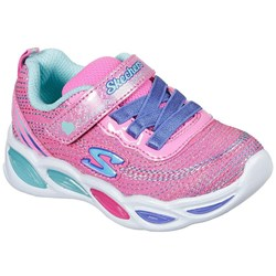 Skechers - Girls Shimmer Beams - Sparkle Glow Shoe