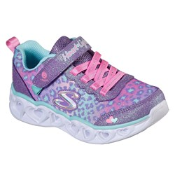 Skechers - Girls Heart Lights - Love Match Shoe