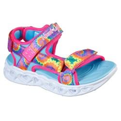 Skechers - Girls Heart Lights Sandals-Color Gr Shoe