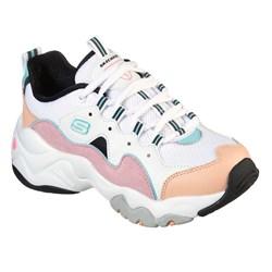Skechers - Girls D'Lites 3.0-Zenway Shoe