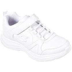 Skechers - Girls Glimmer Kicks-School Struts Shoe