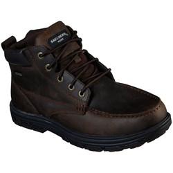 Skechers - Mens Vicksburk - Gentain Shoe