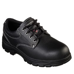 Skechers - Mens Workshire-Tydfil Shoe