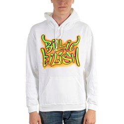 Billie Eilish - Unisex-Adult Grafitti Hoodie