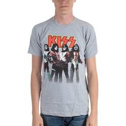 Kiss - Mens Stance Logo T-Shirt