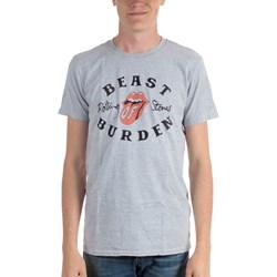 Rolling Stones - Mens Beast Hand Drawn T-Shirt