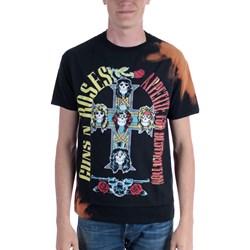 Guns N Roses - Mens Bleach T-Shirt