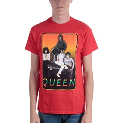Queen - Mens Retro Frame T-Shirt