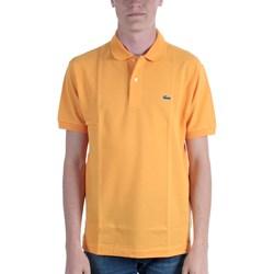 Lacoste Men's Short Sleeve Pique L.12.12 Original Fit Polo Shirt