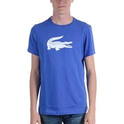 Lacoste Mens Jersey Tech W/Gator Graphic Logo