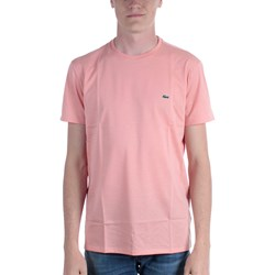 Lacoste - Mens Th6709 Basic T-Shirt
