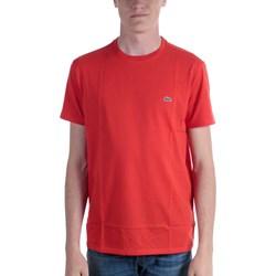 Lacoste - Mens Th6709 Basic T-Shirt