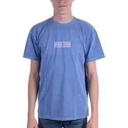 Dress Code - Garment Dye Simple Logo T-shirt