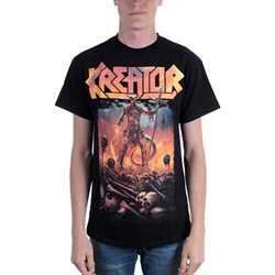 Kreator - Mens Warrior T-Shirt