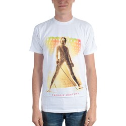 Freddie Mercury - Mens Freddie Mask T-Shirt