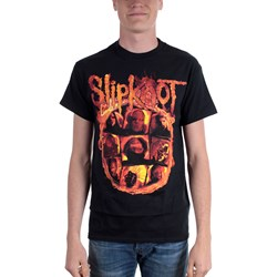 Slipknot - Mens We Are Not Your Kind Fire T-Shirt