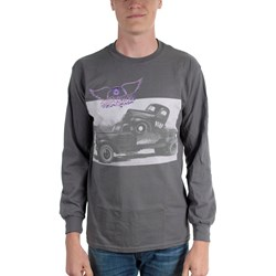 Aerosmith - Mens Truck Photo Long Sleeve T-Shirt