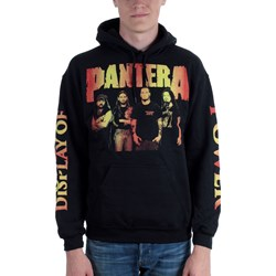 Pantera - Unisex-Adult Display Of Power Hoodie