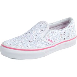 Vans - Unisex-Child Glitter Stars Slip-On Shoes