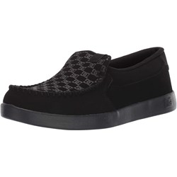 DC - Mens Villain 2 Slip On Shoes