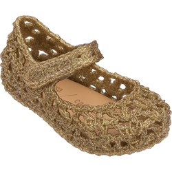 Melissa - Unisex-Child Mini Campana Crochet Bb Flats