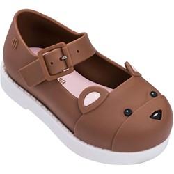 Melissa - Unisex-Child Mini Maggie Bear Flats