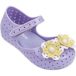 Melissa - Unisex-Child Mini Furadinha Xii Flats