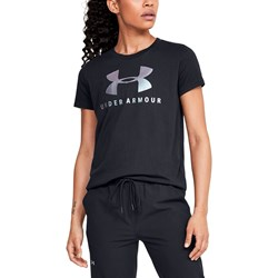Under Armour - Womens Graphic Sportstyle Classic Crew T-Shirt