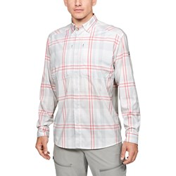 Under Armour - Mens Tide Chaser 2.0 Plaid Long-Sleeve T-Shirt