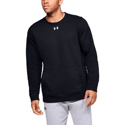 Under Armour - Mens Hustle Crew Fleece Top