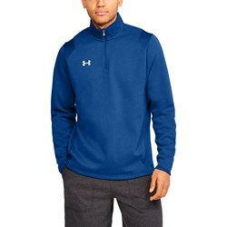 Under Armour - Mens Hustle 1/4 Zip Fleece Top