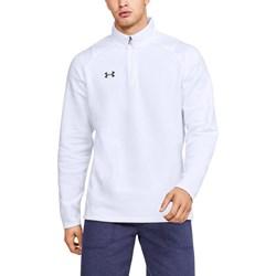 Under Armour - Mens Hustle 1/4 Zip Fleece Top
