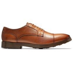 Cole Haan - Mens Jay Grand Cap Toe Oxford Shoes