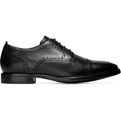 Cole Haan - Mens Jefferson Grand 2.0 Cap Oxford Shoes