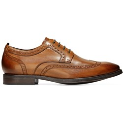 Cole Haan - Mens Jefferson Grand 2.0 Wing Oxford Shoes