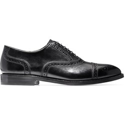 Cole Haan - Mens Kneeland Brogue Cap Toe Oxford Shoes