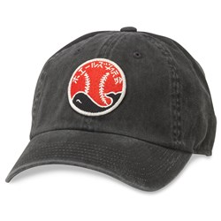Taiyo Whales - Mens Archive Snapback Hat