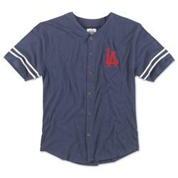 Los Angeles Angels Minor League - Mens Archive Jersey T-Shirt