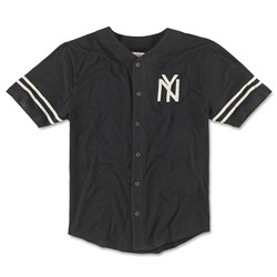 New York Black Yankees Nationals League - Mens Archive Jersey T-Shirt