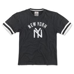 New York Black Yankees Nationals League - Mens Archive Remote Control T-Shirt