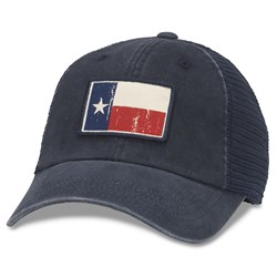 Texas - Mens Badger Slouch Snapback Hat