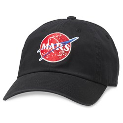 Nasa - Mens Ballpark Snapback Hat