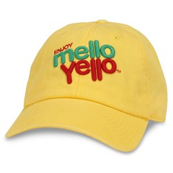 Mello Yello - Mens Ballpark Snapback Hat
