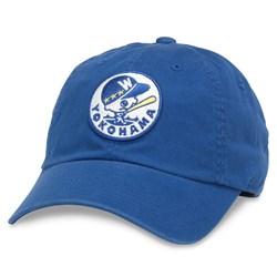 Yokohama Whales - Mens Ballpark Snapback Hat